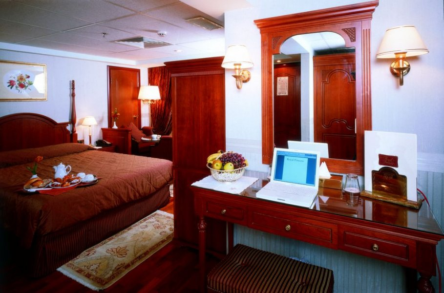 Excursies Egypte Royal Princess Nile Cruise
